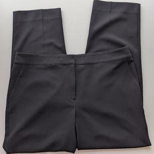 St John black trousers